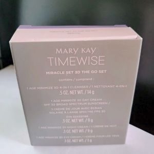 Travel Size -Mary Kay Timewise Miracle Set 3D